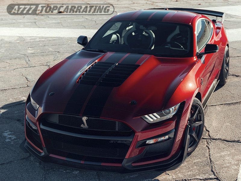 Mustang Super Snake >> 2020 Ford Mustang Shelby GT500 - specs, photo, price, rating