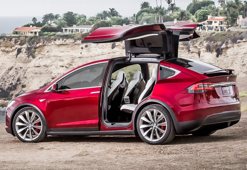 2017 Tesla Model X P100d Specs Photo