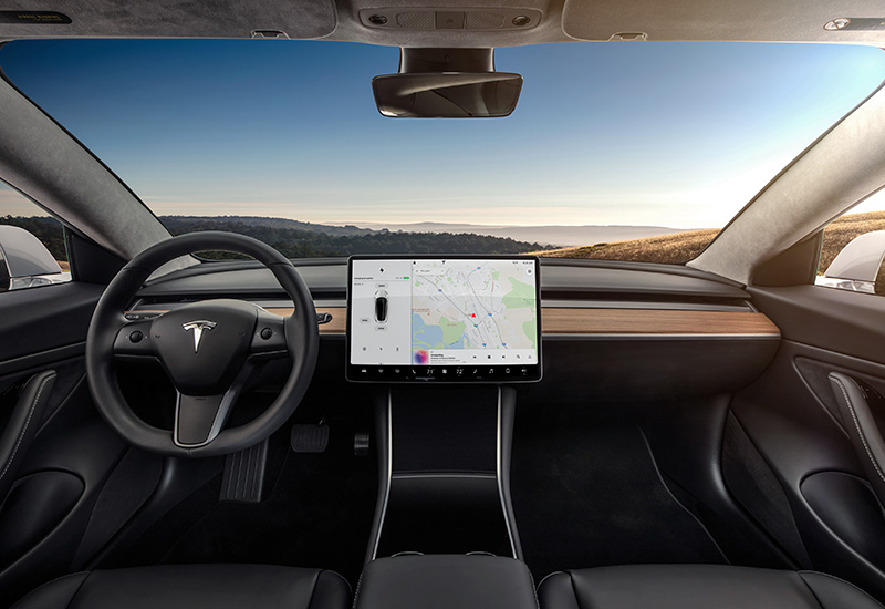 2018 Tesla Model 3 Performance