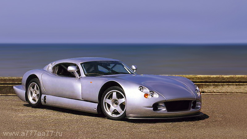 2000 TVR Cerbera Speed 12