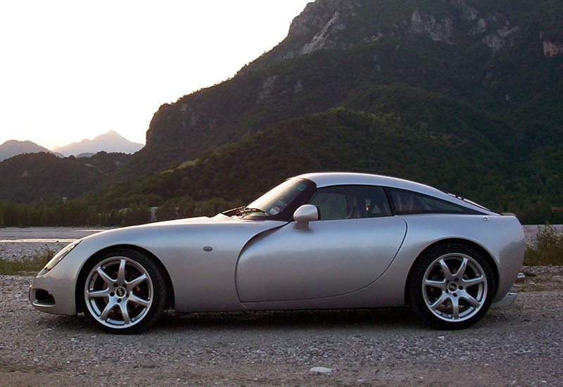2002 TVR T350C