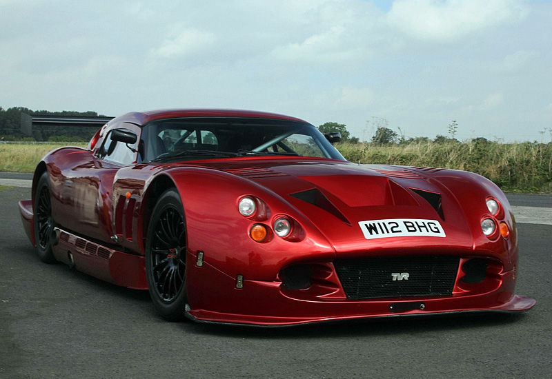 2005 TVR Cerbera Speed 12 (W112 BHG)