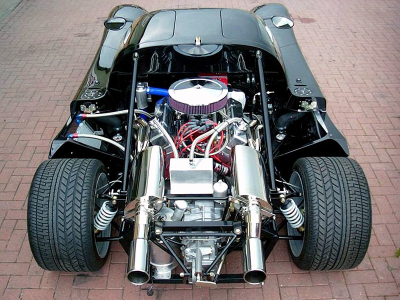2006 Ultima GTR 720 - specs, photo, price, rating
