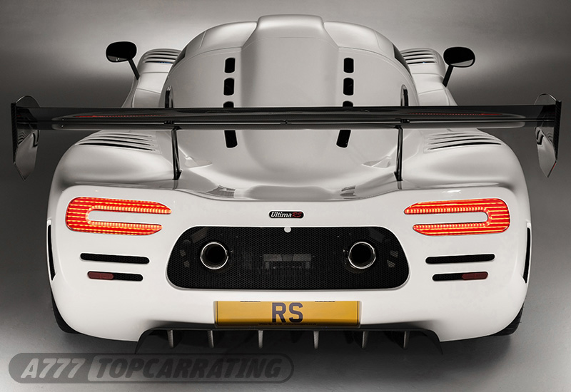 2020 Ultima RS
