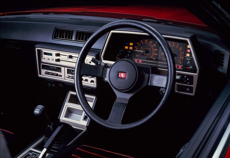 1984 Nissan Skyline 2000 Turbo RS-X Coupe (KDR30)