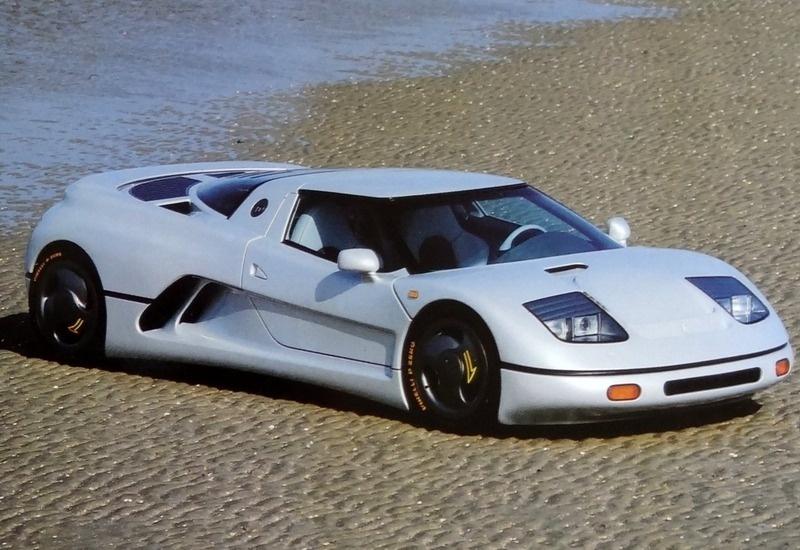 1992 Spiess TC 522 Prototype