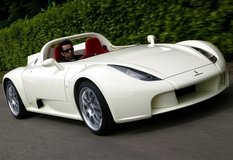 2005 Pininfarina Enjoy Prototype