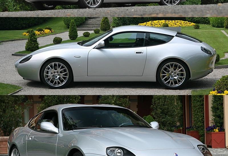 2007 Maserati GS Zagato Coupe - price and specifications