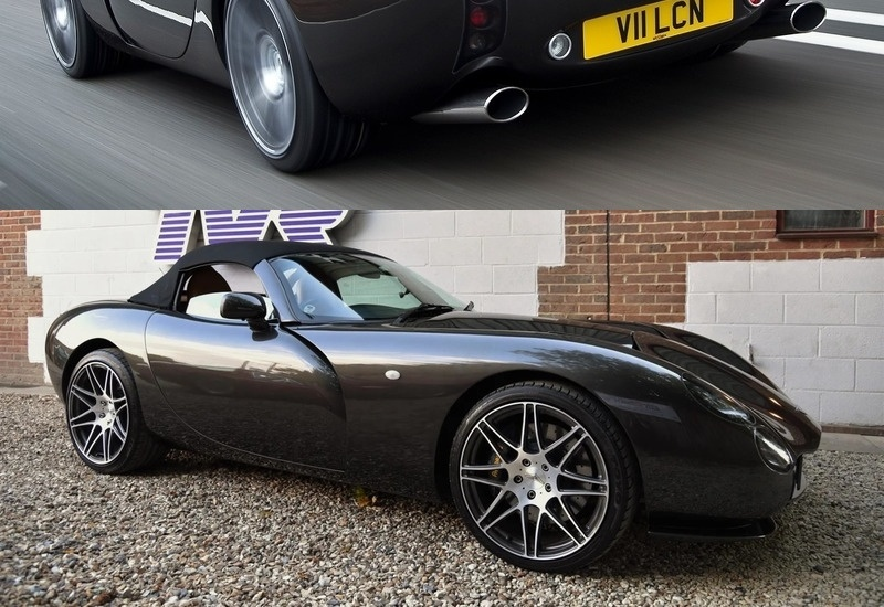 2013 TVR Tuscan Vulcan by Str8six