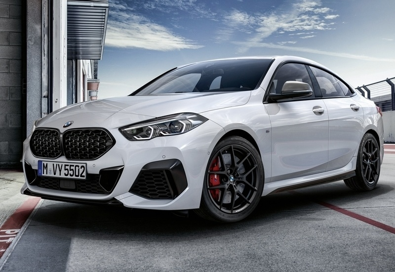 2020 BMW M235i xDrive Gran Coupe with M Performance Parts (F44)