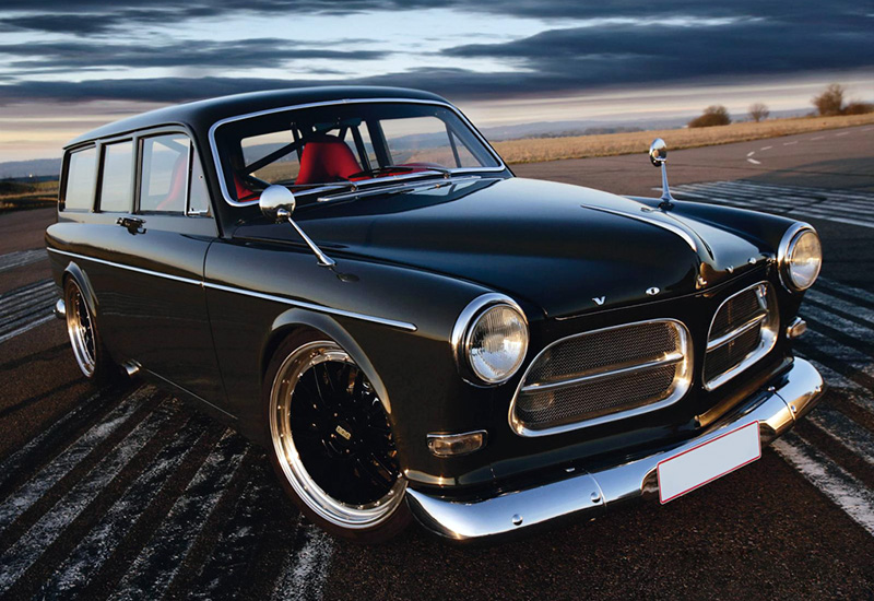 2006 Volvo Amazon Custom Concept