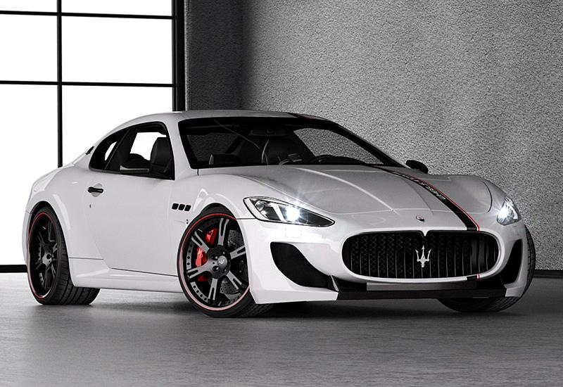 2013 Maserati GranTurismo MC Stradale Wheelsandmore ...